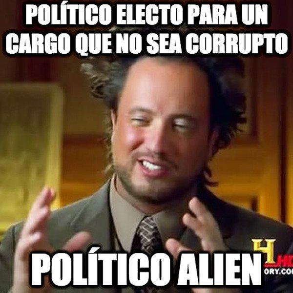 Ancient_aliens - La política y la corrupción a veces van de la mano, dependiendo a que país le preguntes