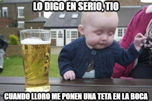 Bebe_borracho - Lo digo en serio