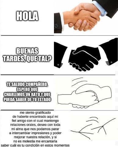 Meme_otros - Cómo saludar a alguien