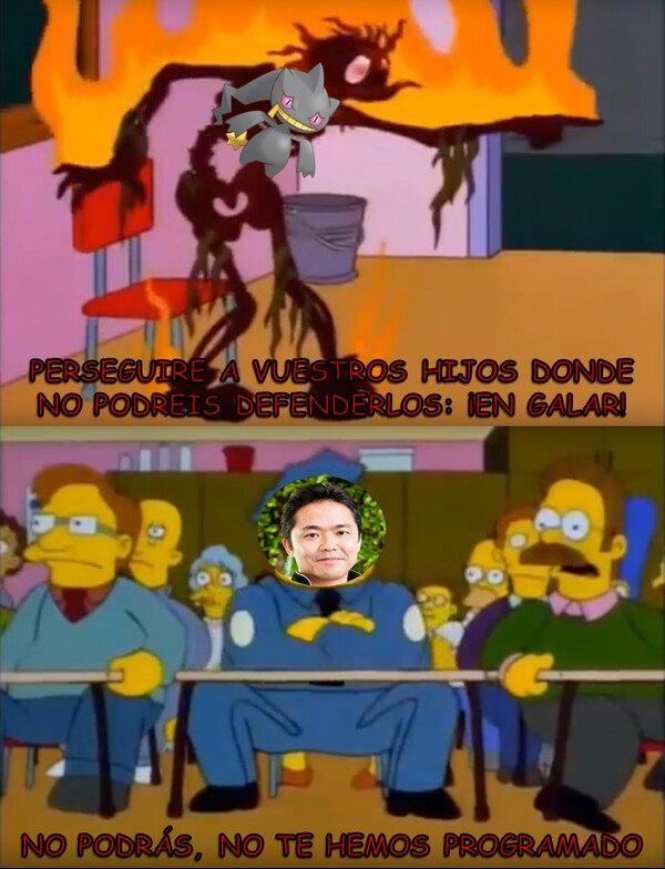 Meme_otros - Pesadilla en Profesor Elm Street