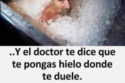 Enlace a Doctor, me duele todo
