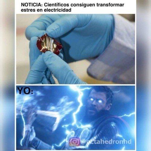 Meme_otros - Podría ser un generador eléctrico