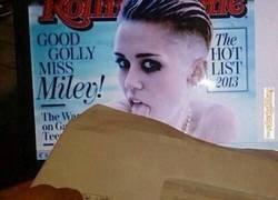 Enlace a ¡Gracias, Miley!