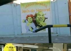 Enlace a Amén por Shrek