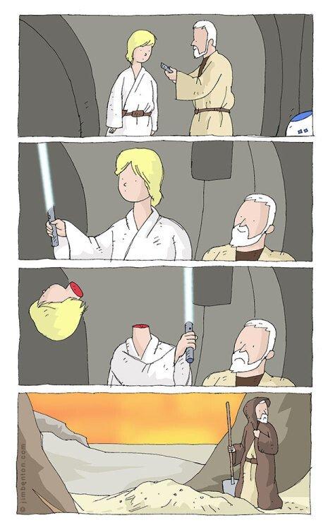 Otros - Un final alternativo para Star Wars
