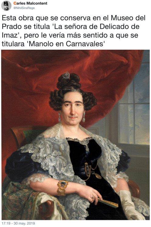 Otros - Manolo, haz el favor...