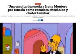 Enlace a El nuevo guardaespaldas de Irene Montero