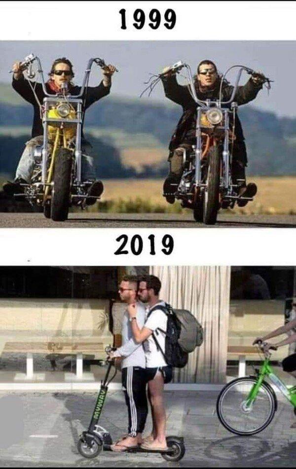 Otros - ¿Seguro que estamos evolucionando?