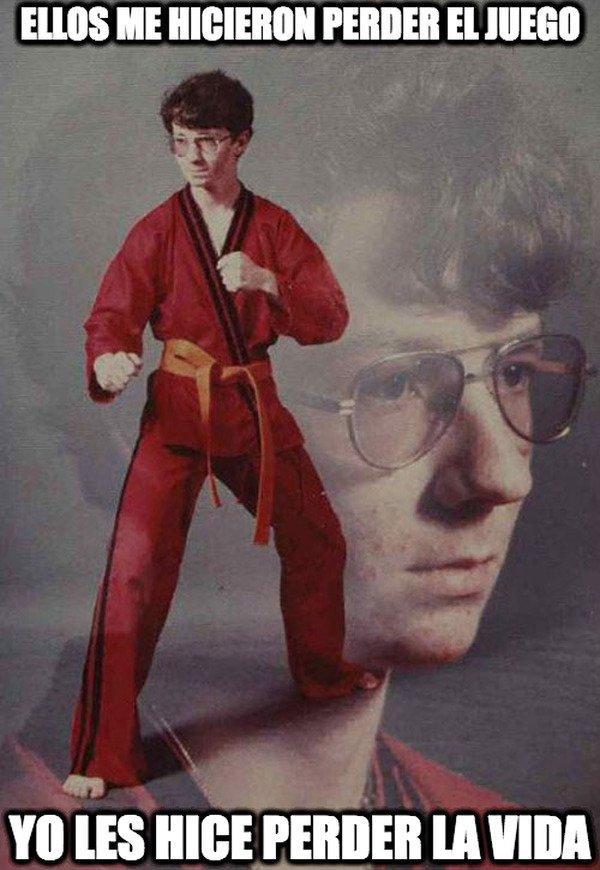 Karate_kyle - juegos de lucha