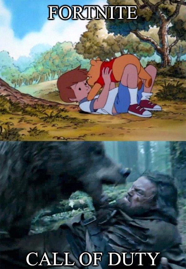 Bear_leo - La diferencia es abismal