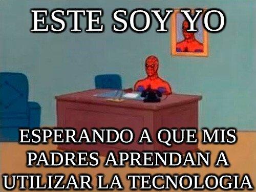 Spiderman60s - Este soy yo
