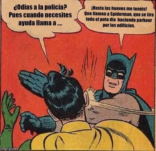Meme_otros - El hartazgo de Batman
