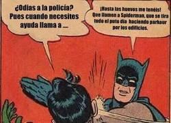 Enlace a El hartazgo de Batman