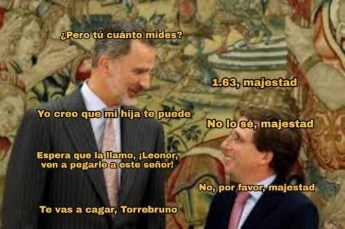 Almeida,España,Felipe,política,rey
