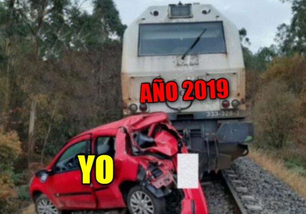 Meme_otros - Resumen de mi año 2019...