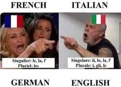 Enlace a Algunos idiomas necesitan más artículos que otros