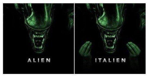 Meme_otros - La versión italiana de la película