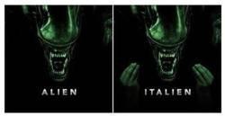 Enlace a La versión italiana de la película