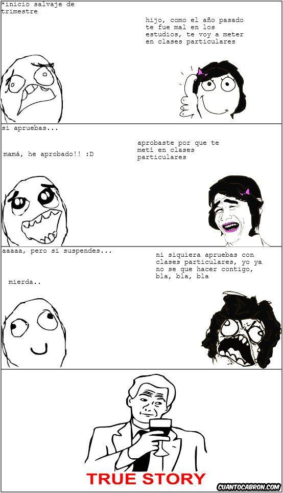 True_story - esto es injusto :c