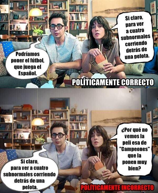 Meme_otros - Políticamente incorrecto.