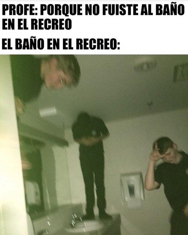 Meme_otros - Los baños