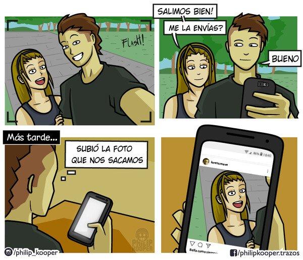 Otros - Selfie!