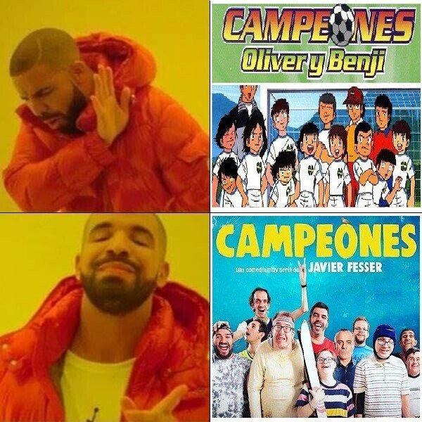 Meme_otros - Estos sí son campeones de verdad...