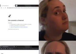 Enlace a Internet caprichoso