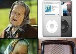 Enlace a Mi abuela es vintage