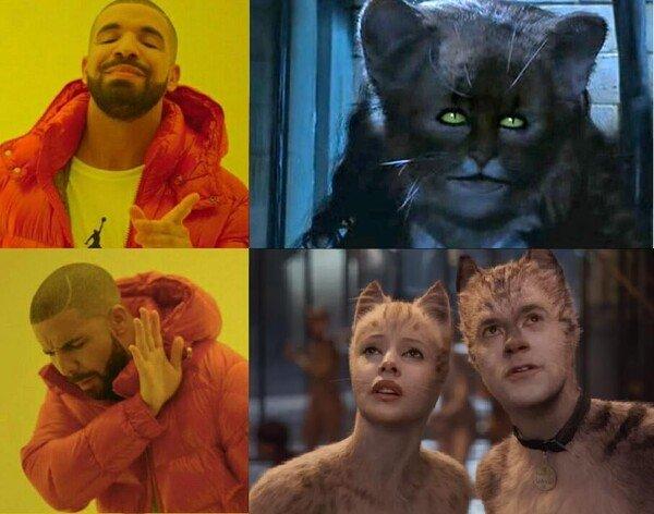 Colega_fumado - Esa versión de CATS molaba más