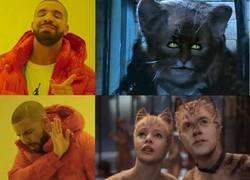 Enlace a Esa versión de CATS molaba más