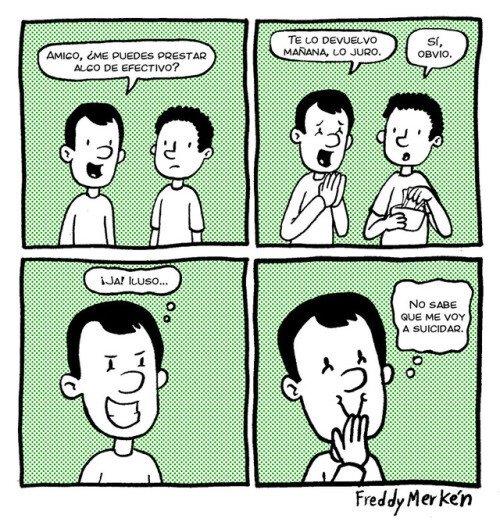 Otros - Pobre iluso...