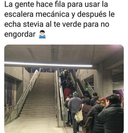 Otros - La escalera de la hipocresía