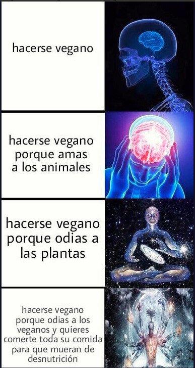 Otros - El veganismo implica odio