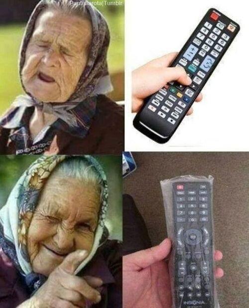 Otros - Todo un clásico de las señoras mayores