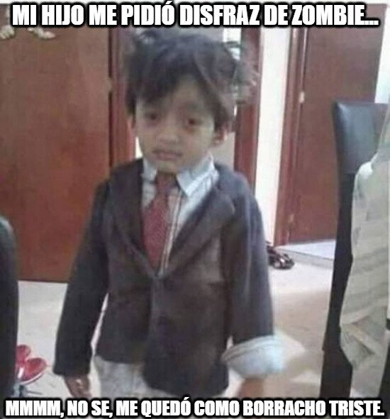 Meme_otros - ¿¿Zombie??