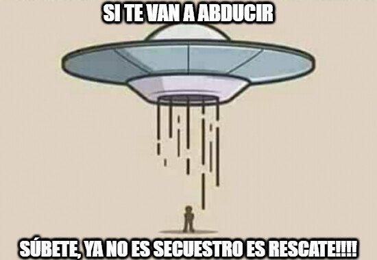 Meme_otros - Abducción
