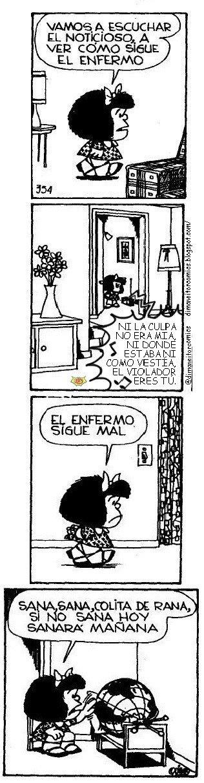 Otros - Mafalda en el mundo posmoderno