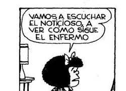 Enlace a Mafalda en el mundo posmoderno