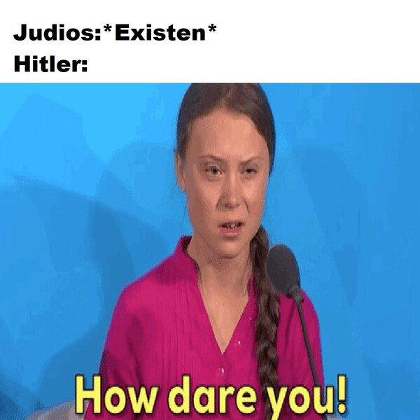 Gato_empresario - ¿¡Como se atreven malditos judios!?