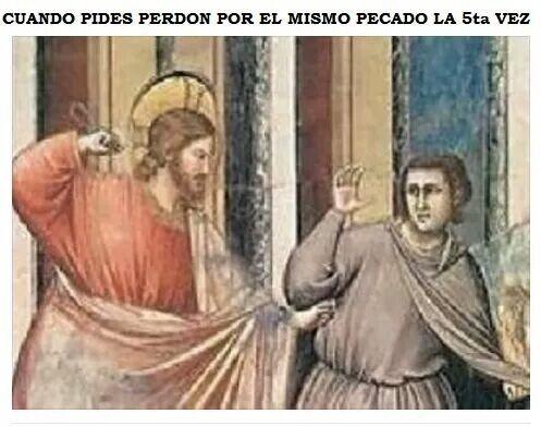Meme_otros - La paciencia del señor no es infinita