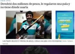 Enlace a La increíble recompensa por devolver dos millones de pesos