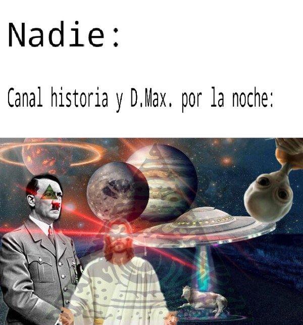 Aliens,annunaki,conspiración,discovery max,dmax,history chanel,hitler