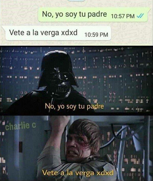 Meme_otros - Yo soy tu padre