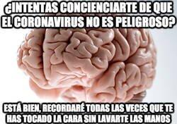 Enlace a Maldito cerebro ¿por qué me haces pensar estas cosas?