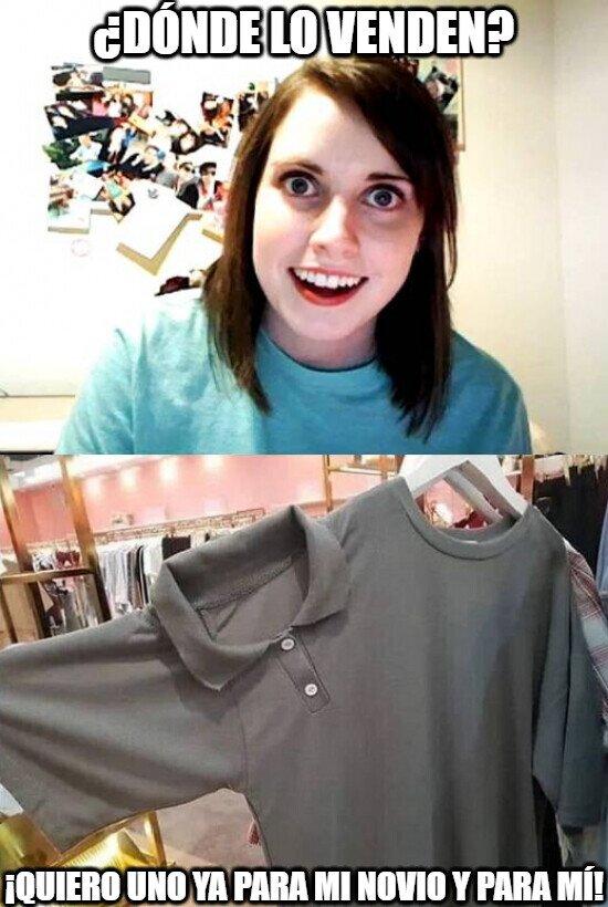 Novia_obsesiva - Esta prenda está más que pensada para la novia obsesiva y su pobre novio sin duda...