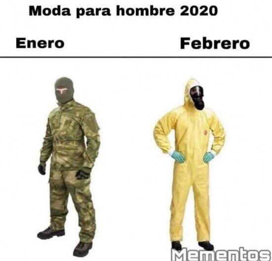 2020,coronavirus,ropa,World War III
