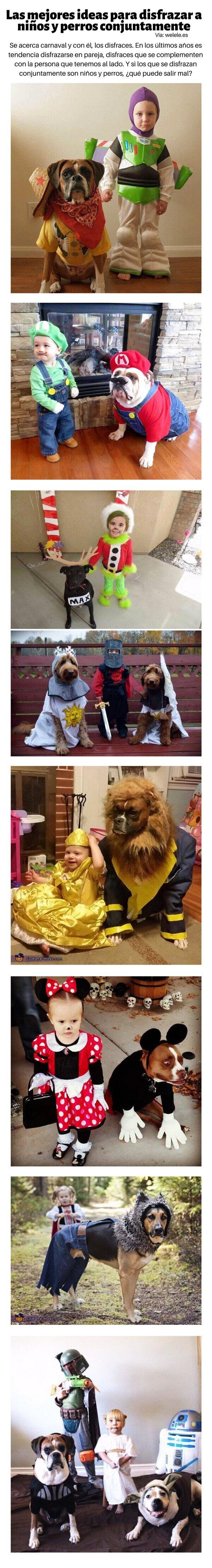 Meme_otros - Las mejores ideas para disfrazar a niños y perros conjuntamente