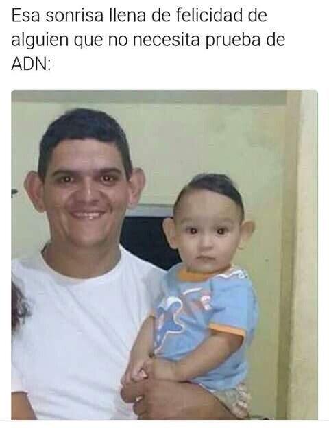 Meme_otros - Puedo escuchar su paternidad