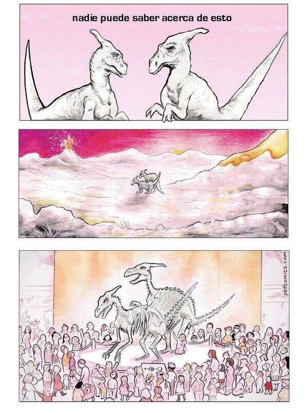 dinosaurio,enterarse,museo,nadie
